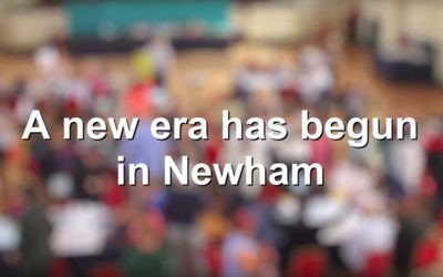 NEWHAM – Where citizens are getting heard