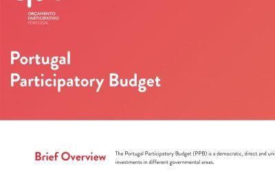Portugal – Erstes Experiment der Welt: Bürger bestimmen mit über Ausgaben des Staatshaushalts